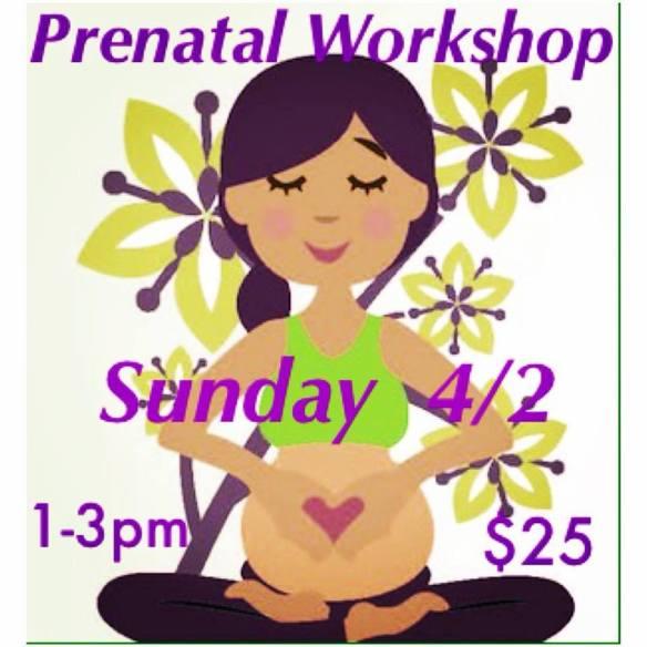 prenatal april 2