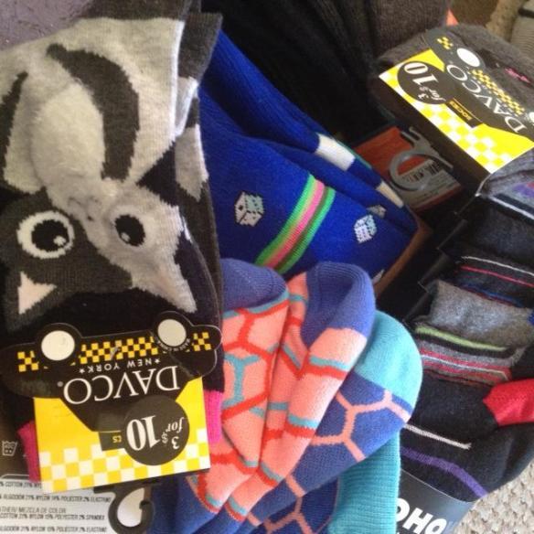 rons socks