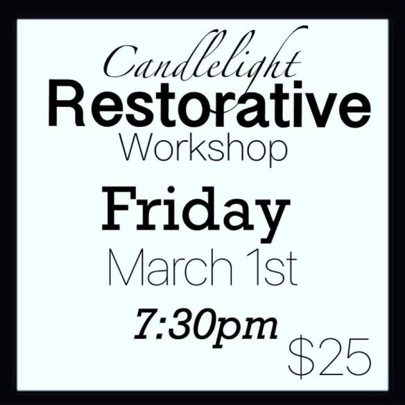 march restore