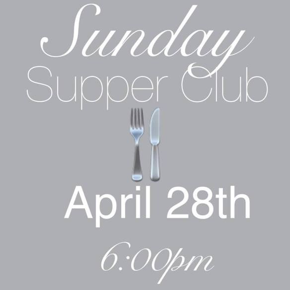 april supper